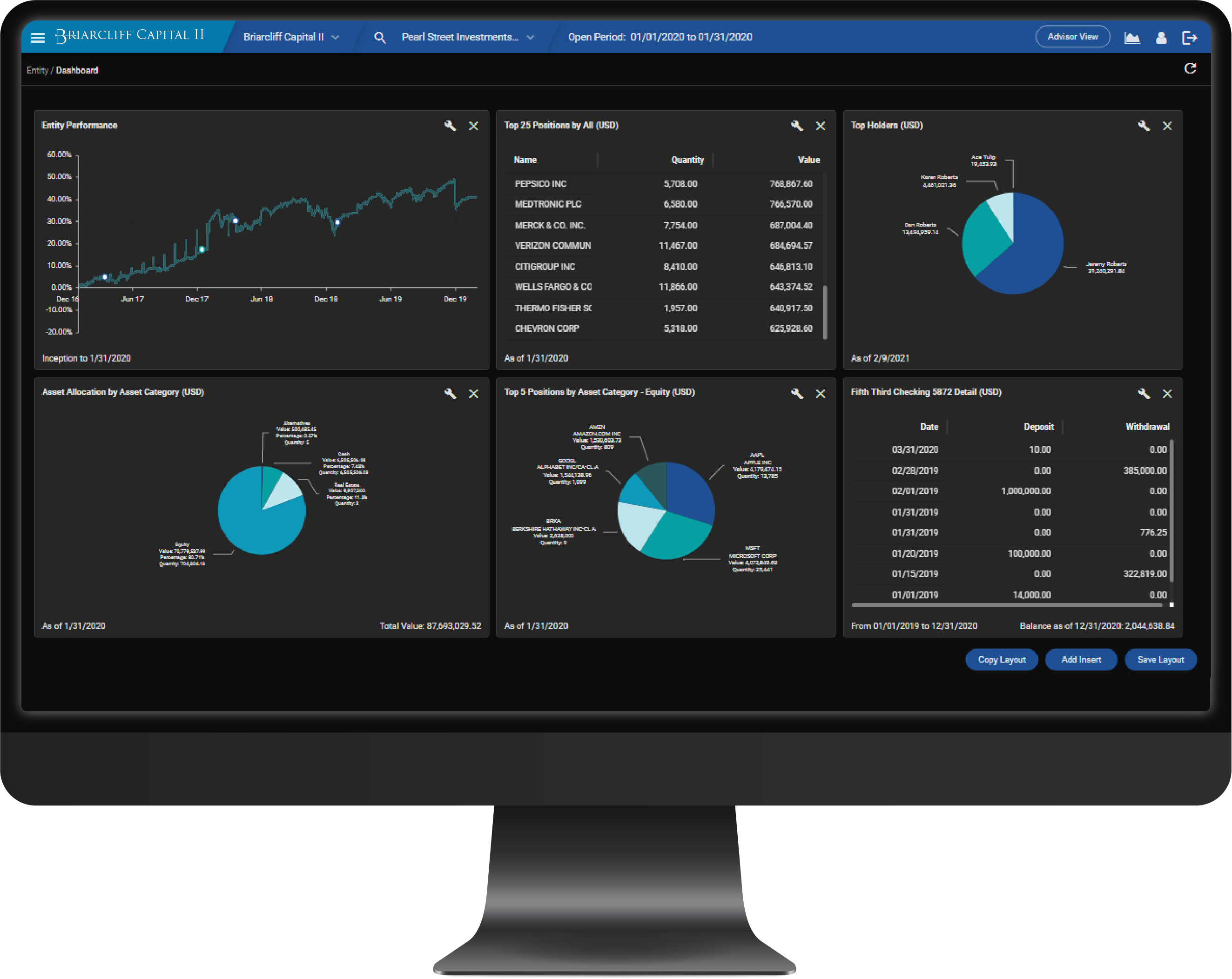 ATWeb Overview Demo
